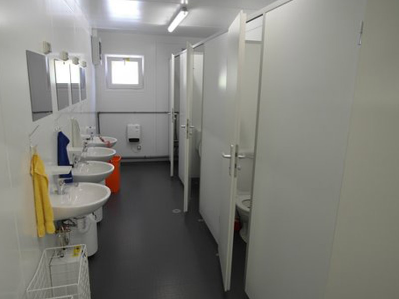 Intérieur bungalow axe environnement