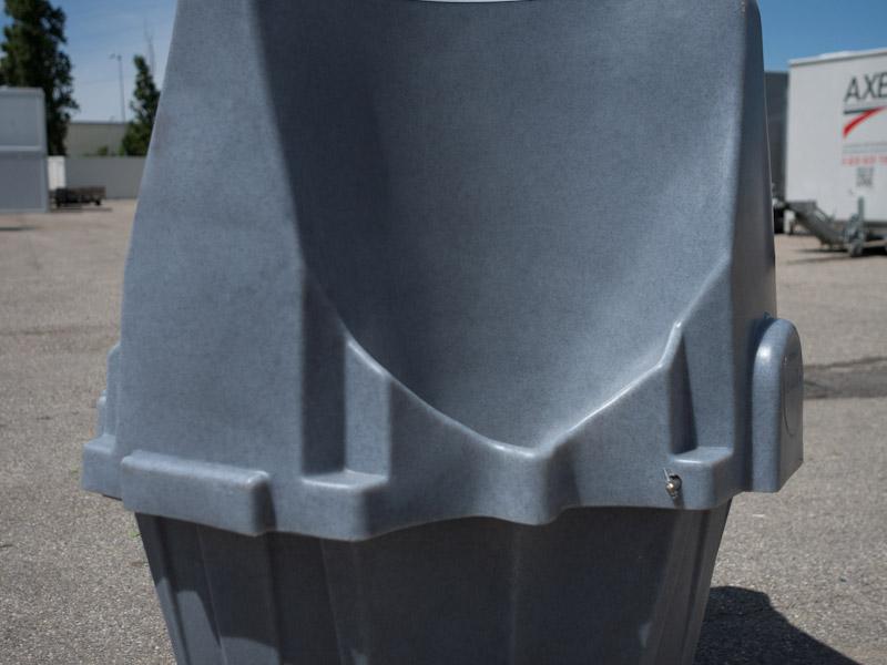 Vue détail urinoir 02 Axe Environnement