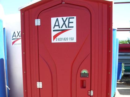 produit AXE BTP - Cabines