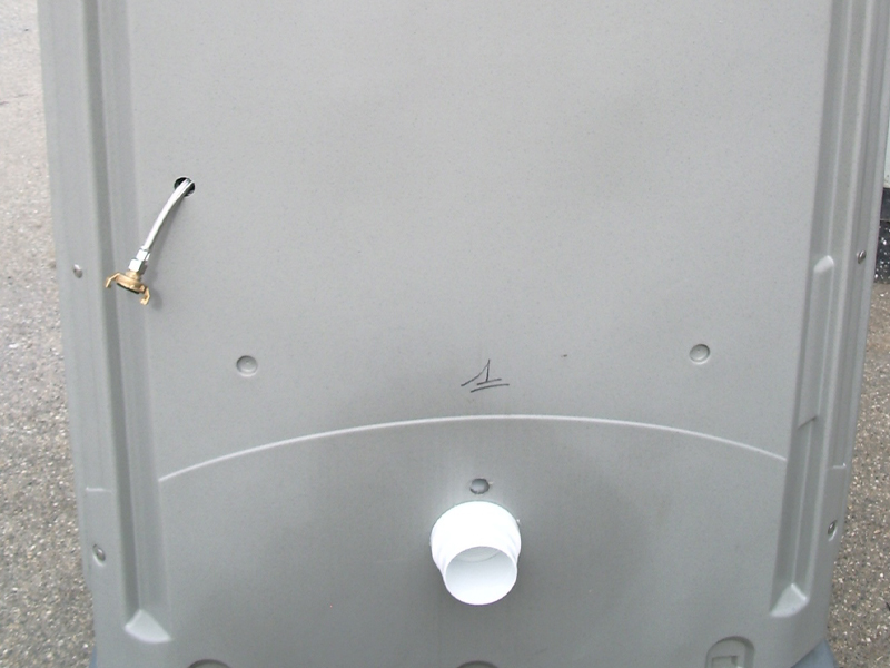 Intérieur cabine raccordable Axe