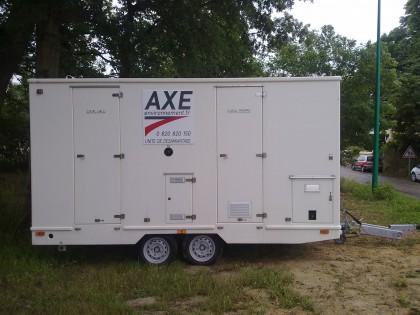 gamme AXE BTP - Décontamaxe