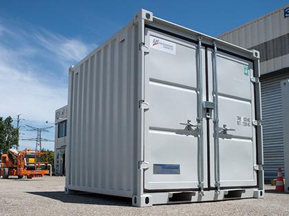 produit AXE BTP - Containers