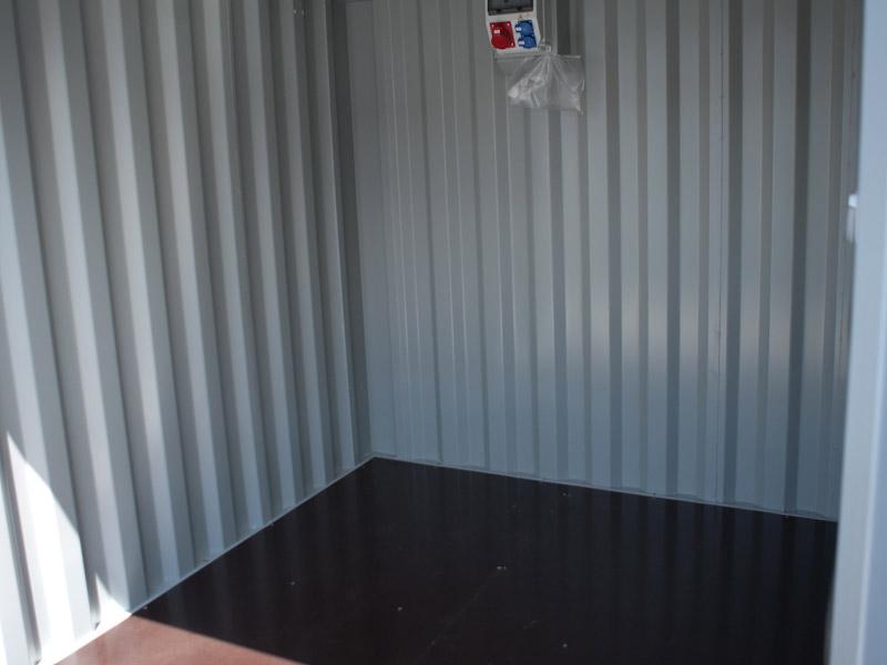 vue intérieur container axe environnement