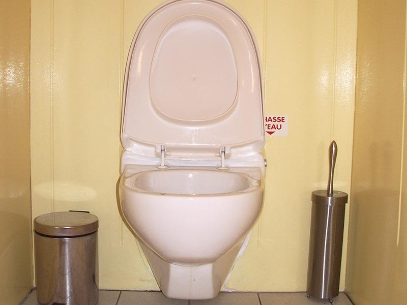 sanitaire alizée axe