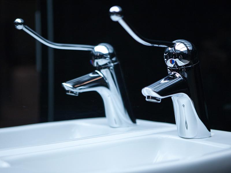 évier sanitaire pmr