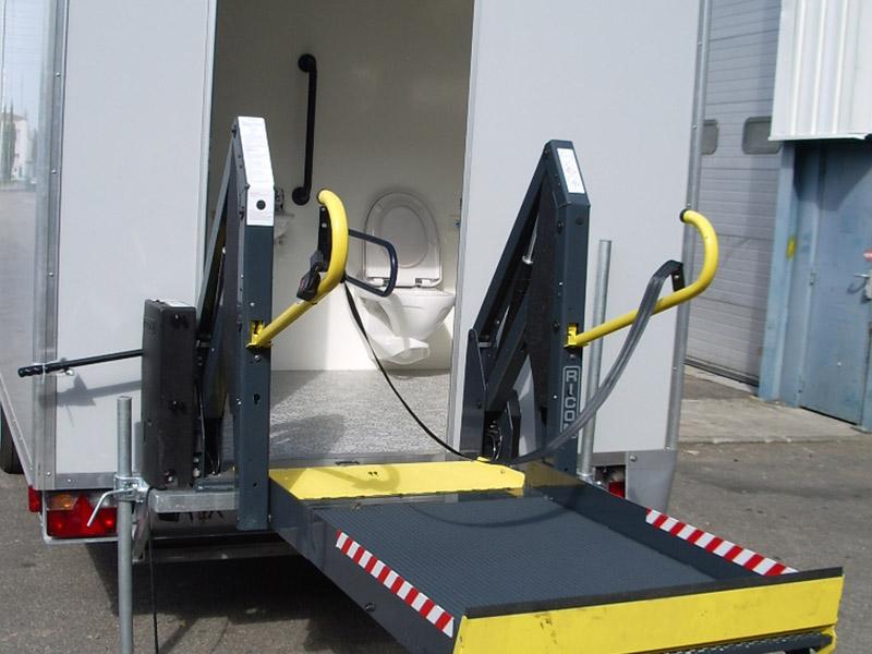 rampe accès pmr axe environnement