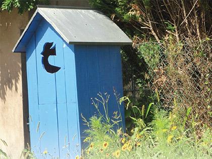 gamme AXE BTP - Toilettes sèches