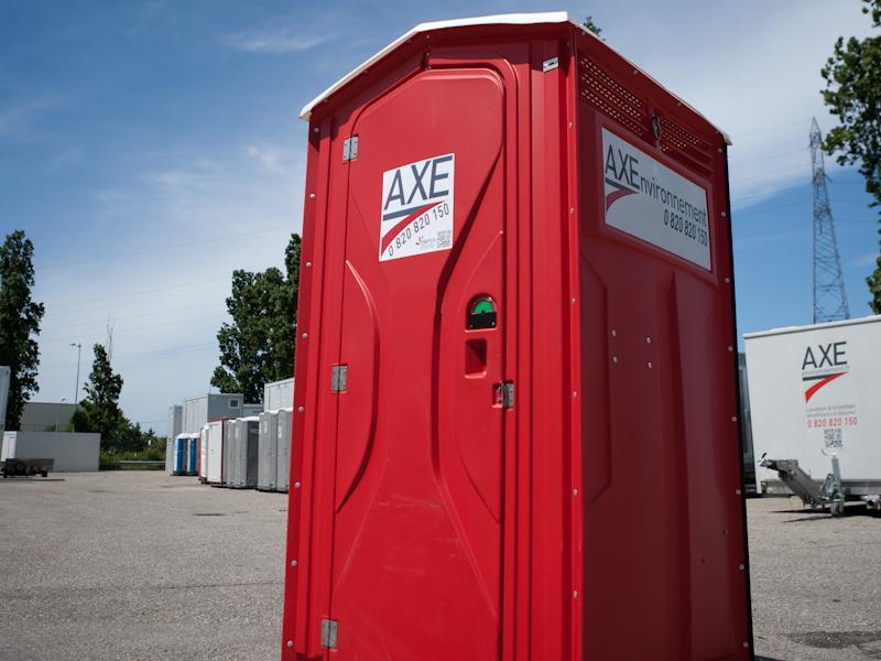 cabine sanitaire axe environnement